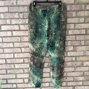 Paige Silk Pants Size 4